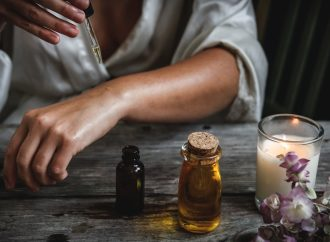Using essential oils to relieve hangovers