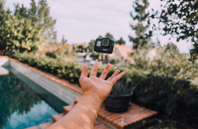 Do's and Don'ts for taking your GoPro to a festival